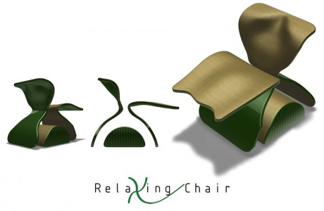 Yoga Relaxing Chair