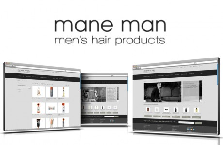 ManeMan - Men's Hair Products