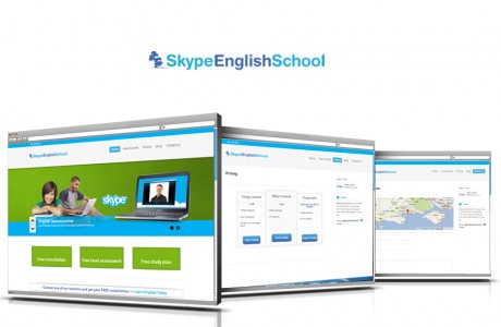 Skype English School